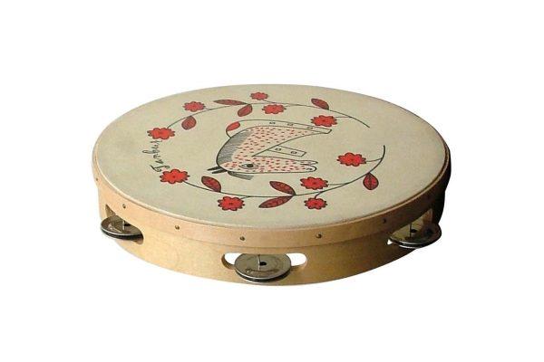 Tanbur - Maltese tambourine